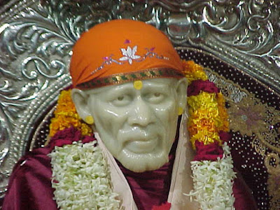 Samadhi Mandir Shirdi Sai Baba in India