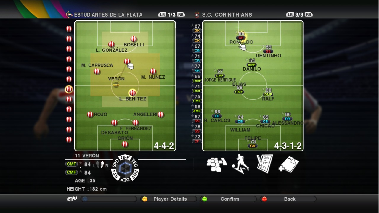 PES 2011 Game images E3