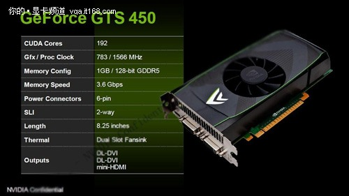Nvidia gts 450 power requirements - 4