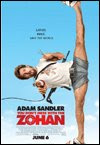 Zohan: Licencia para peinar (Dvd-Rip)