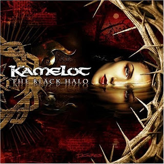 Kamelot MP3 Discografia TheBlackHalo-Frontal