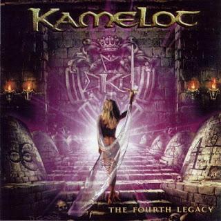 Kamelot MP3 Discografia Kamelot-TheFourthLegacy