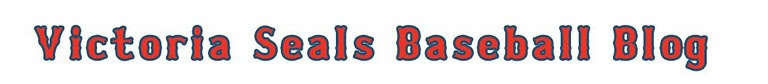 Victoria Seals Baseball Blog