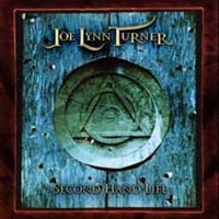 Críticas – Joe Lynn Turner 'Second Hand Life' (Frontiers, 2007)