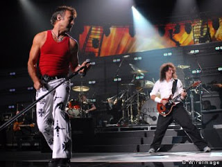 Shows – Queen + Paul Rodgers (Madrid)