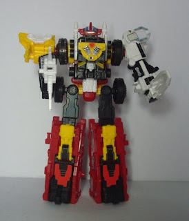thunder megazord for sale