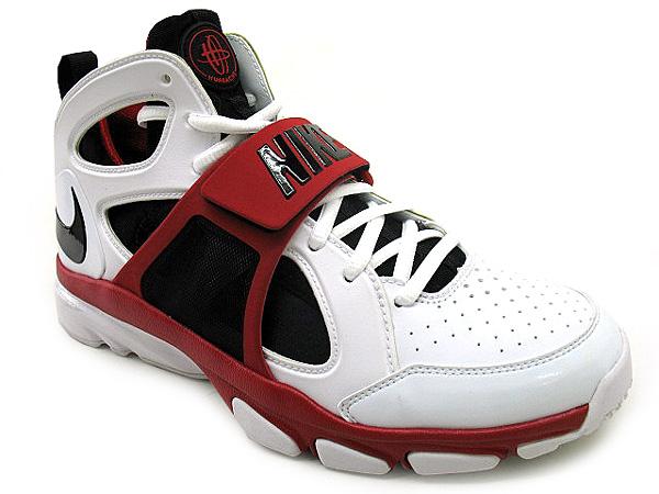Nike Zoom Huarache Trainer – White/Black-Varsity Red