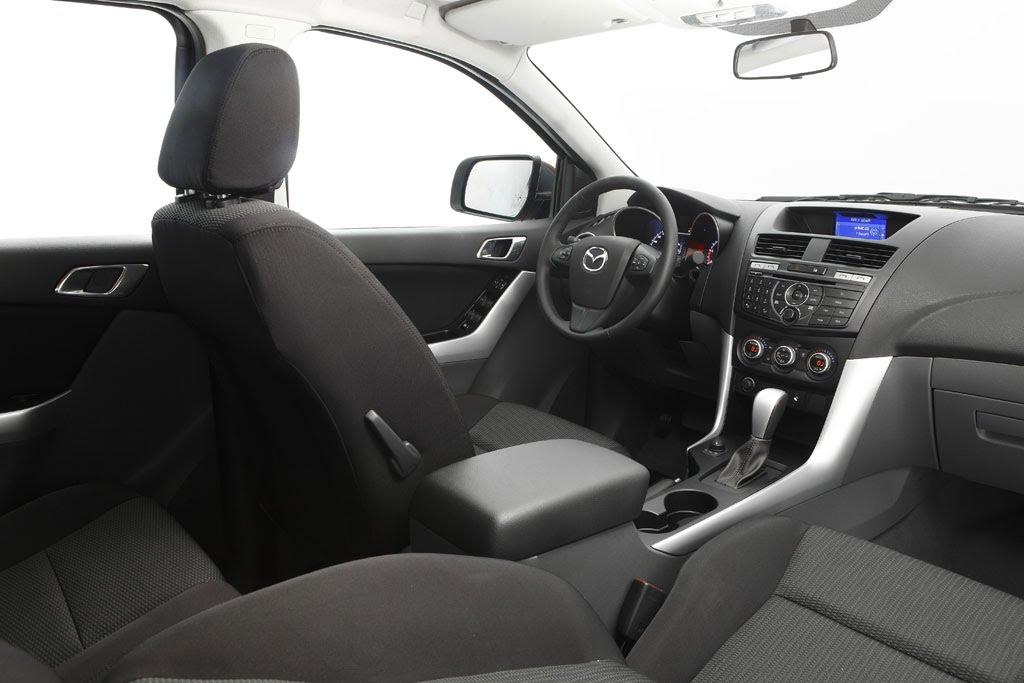 Mazda Bt 50 2013 3.2 Vs Ford 2013 3.2 - Fotos de coches - Zcoches
