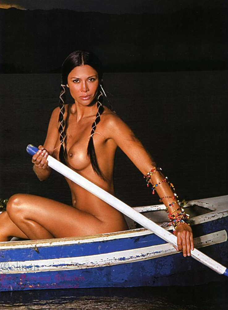 Gisela Avendano Desnuda