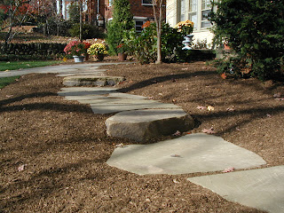 A Front Yard Walkway May Not Be Enough
