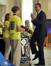 President Obama - a SMARTwheel Fan!