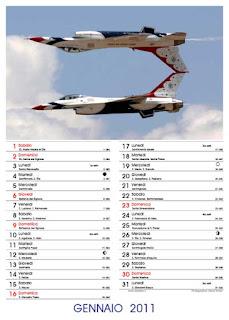 Calendari 2011 mensili