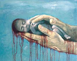 el dolor de un bebe