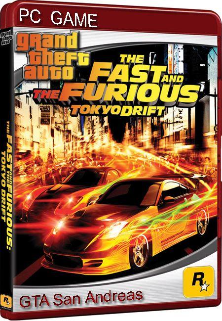 Grand Theft Auto Tokyo Drift