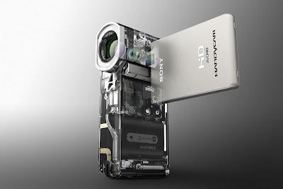 High Definition Handycam Camcorder HDR-TG1
