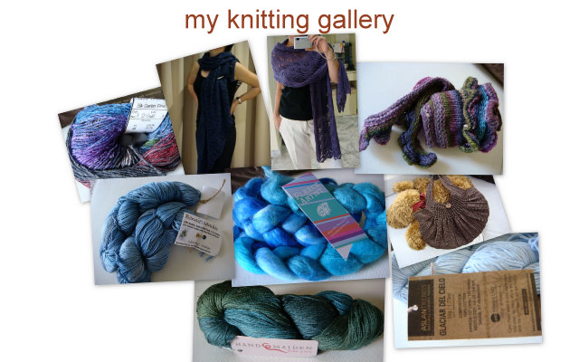 My Knitting Gallery