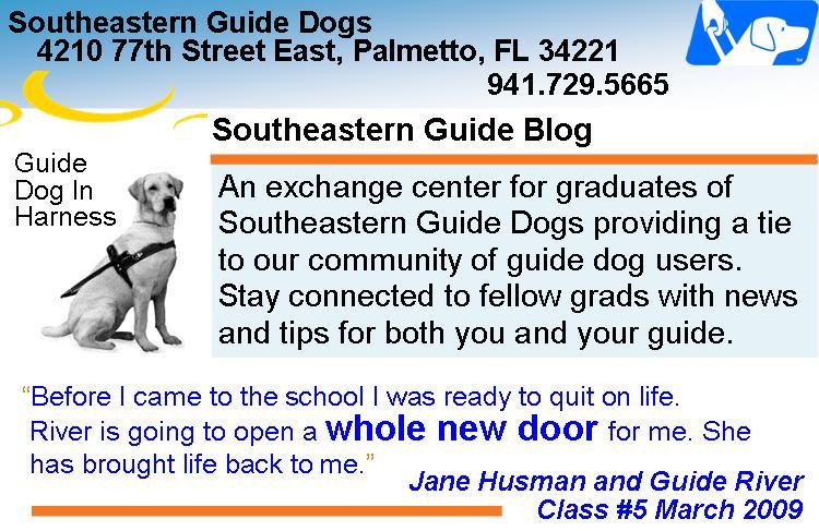 Southeastern Guide Blog