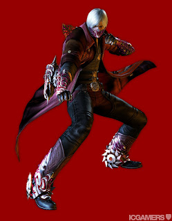 Devil May Cry Dante wallpaper