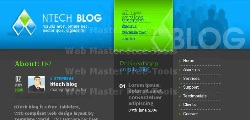 XHTML and CSS Free High QualityTemplates