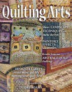 Quitiling Arts Issue Magical wallet&card case Issue 24 Winter 2006