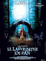 Parodie de 'Le Labyrinthe de Pan'