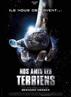 Parodie de 'Nos amis les Terriens'