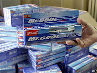 tainted toothpaste from China