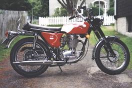 BSA B44 1967