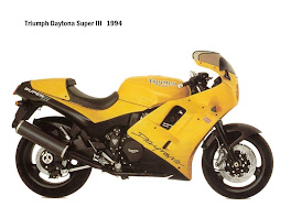Triumph Daytona Super Three 1994