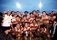 StarobaOrange 2002 Bangkok Sevens Cup Champion