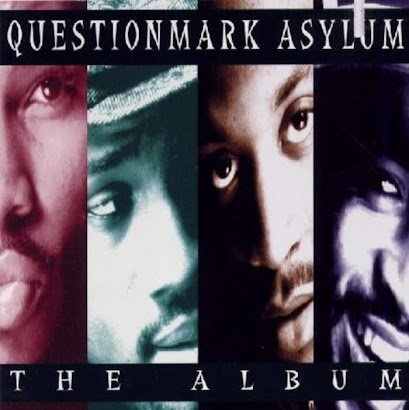 QUESTIONMARK ASYLUM - THE ALBUM (1995)