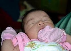 Lil Princess Aleesya Adrianna