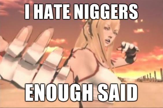 niggers I hate