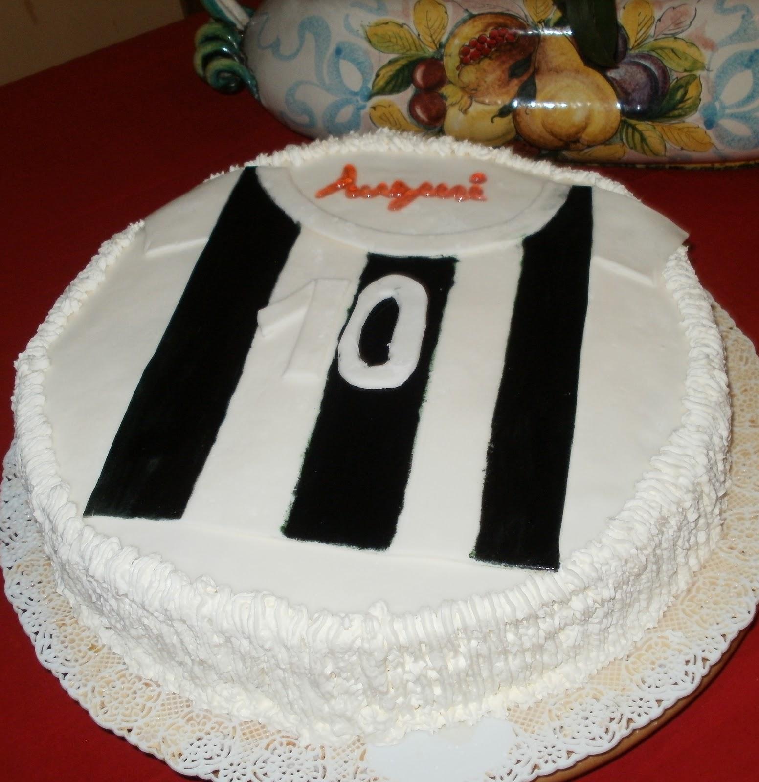 decorazioni torte di laurea con panna: torta matrimonio con panna ... - Decorazioni Torte Juventus