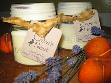 Sweet Orange & Lavender Soy Jar Candle