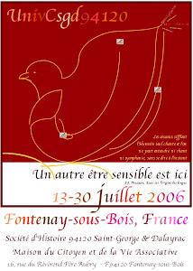 Affiche UnivCsgd94120 2006