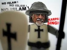 Karpal Singh Anti Islam