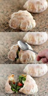 házi kenyér gránit gránitlap kenyérlufi kenyérballon lufi héj kenyérhéj saláta tálalás bújócska meglepetés