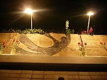 Plaza de la Memoria en la Universidad Católica, Lima.