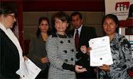 Lima, Noviembre 2008: CR inicia acreditaciones a más 17 mil Víctimas - MIMDES