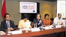 Organizaciones sociales instan al gobierno a cerrar la herida abierta