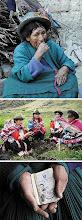 Hualla: tierra de viudas y huérfanas