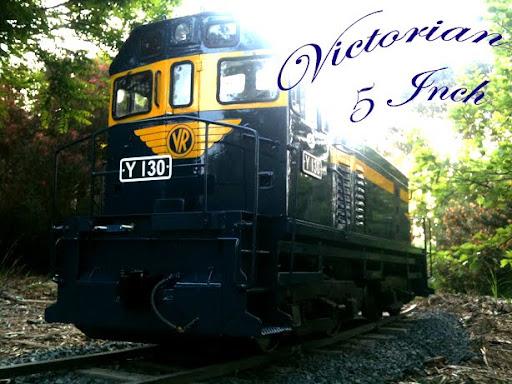 Victorian 5 Inch