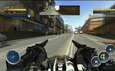 Sega - Full Auto screenshot 3