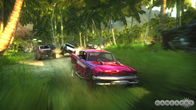 MotorStorm: Pacific Rift screenshot 6