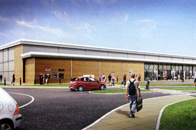 the exciting Asda proposal for Dundee
