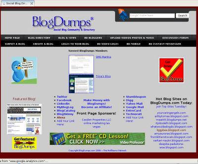 BlogDumps