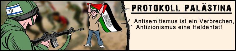 Protokoll Palästina