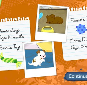 La casa de las mascotas juegos de cuidar beb s animales y granjas - La casa de la mascota ...