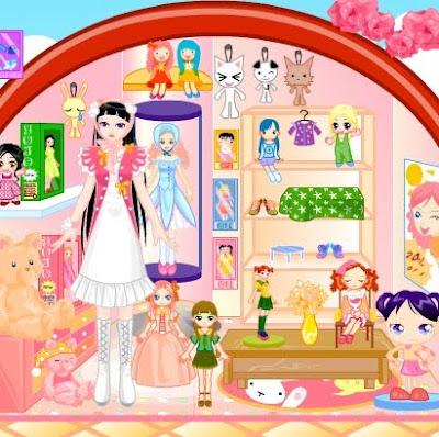 juego-decorar-casita-muñecas